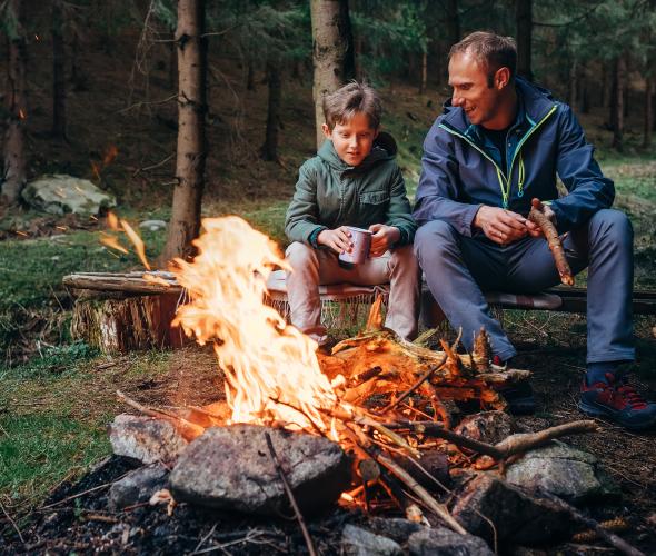 SPQ Campfire